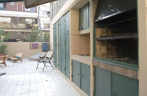 Departamento en venta de 3 1 2 ambientes en barrio norte for Terrazas para departamentos